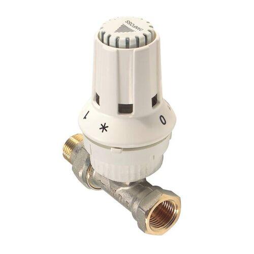 Danfoss Thermostat Komplettset Marke: Danfoss mit 1/2 Thermostatventil Durchgangsform und Thermostat-Kopf