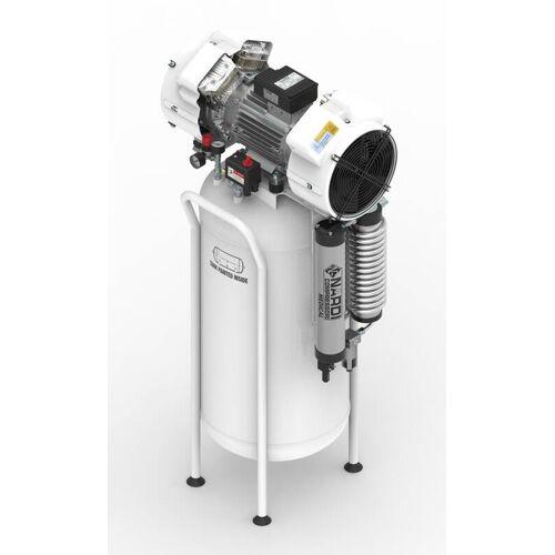 Aerotec Kompressor XTR 4D-90 Volt mit Trockner