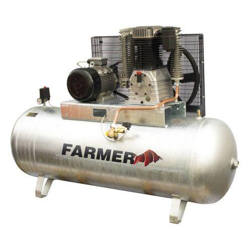 Farmer Kompressor 1100-500 Z PRO - 10 bar, inlusive ST Schaltung, verzinkt