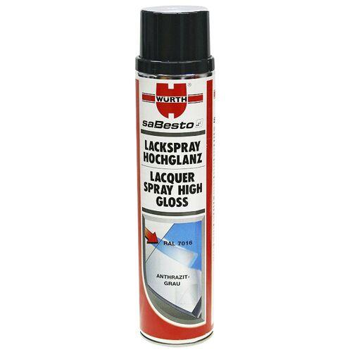 KMS Spraylack RAL 7016, anthrazit, 600 ml
