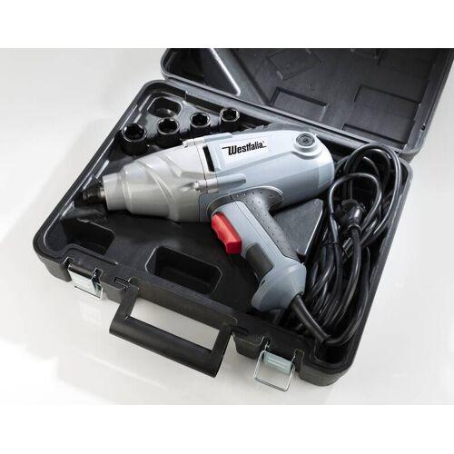 Westfalia Elektro Schlagschrauber 1050 Watt Powerline mit Drehmoment Einstellung, 230 Volt