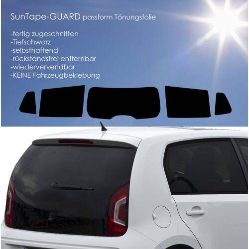 SunTape Guard Tönungsfolien-Audi Q7 Bj. 2005-