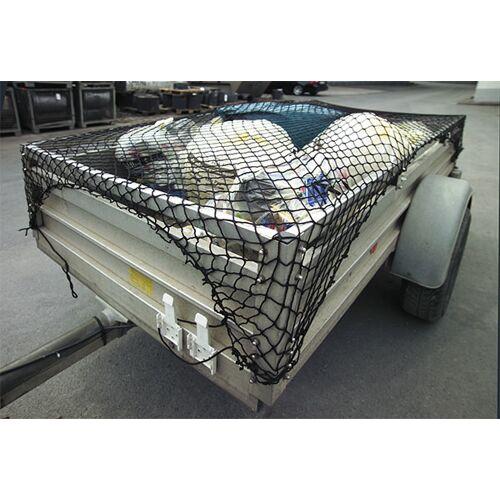 Westfalia Anhänger- und Gepäcknetz 2 x 3 m, Maschengröße 5 x 5 cm