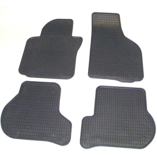 Weyer Gummi Passformmatten, 4-teilig. - Opel Astra H ab 03/04 - 11/09