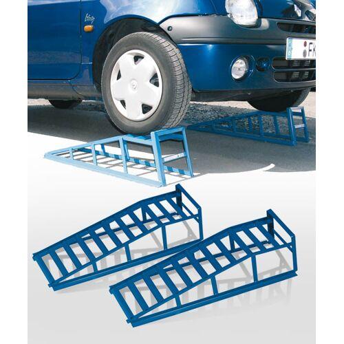 Westfalia Auffahrrampen, 2 t, Reifenbreite bis 225 mm, 2 Stück