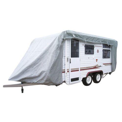 Carpoint Wohnmobil Sschutzhülle Größe S bis 5,7 m