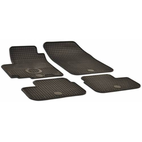 Walser Passform Gummimatten für Opel Combo C Fußmatten Baujahr 2001 - 2011