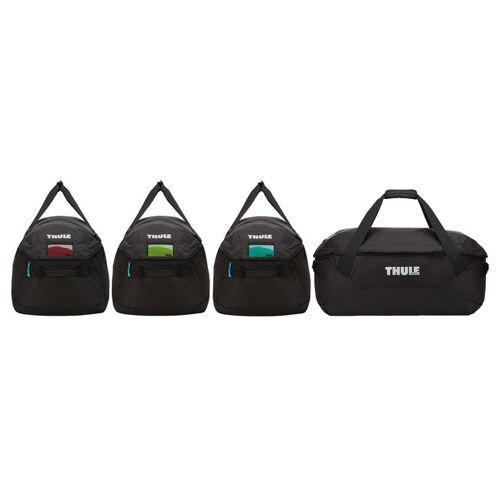 Thule GoPack Set, 4 Taschen für Dachboxen
