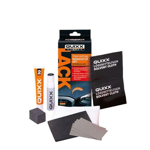 Quixx Lack-Steinschlag Reparatur-Set, schwarz