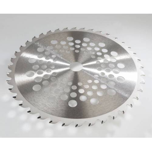 GartenMeister Sägeblatt für Motorsensen, Ø 255 mm, Innenbohrung 25,4 mm