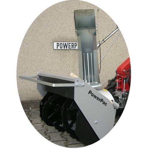PowerPac Schneefräse einstufig 46 cm passend für Einachser MF3