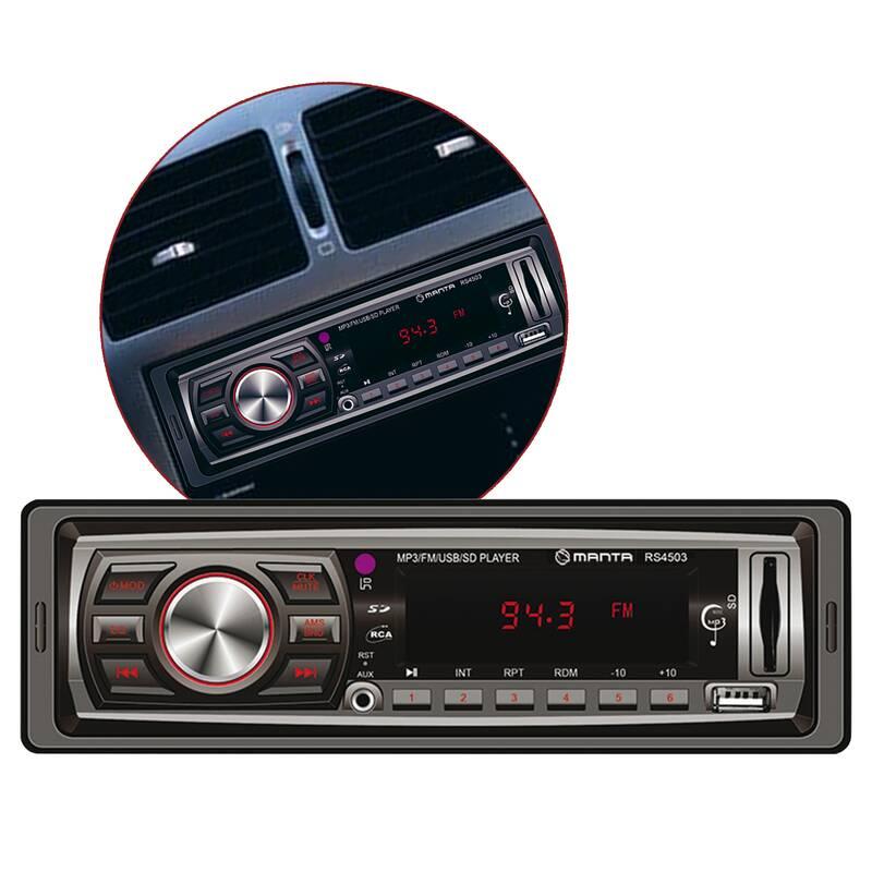 Westfalia Autoradio Manta ONTARIO RS4503