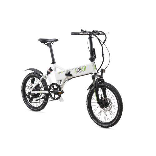 Llobe Alu E-Bike Faltrad City III schwarz - 20 Zoll