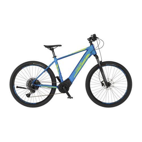 FISCHER E-Bike MTB MONTIS 6.0i 27,5 Zoll, RH 48cm, 12G, blaut matt