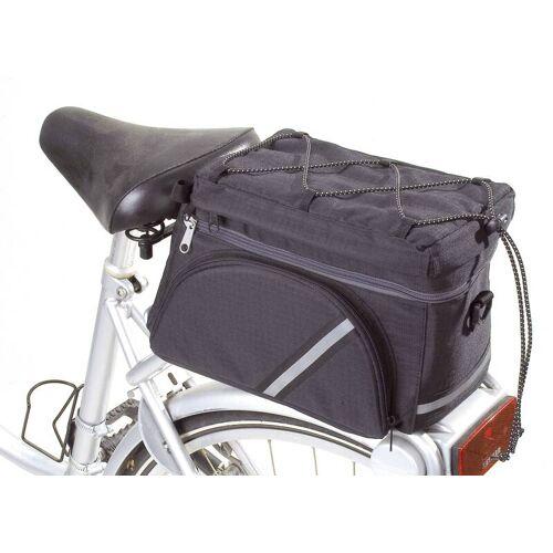 Westfalia Fahrrad-Gepäcktasche, pink