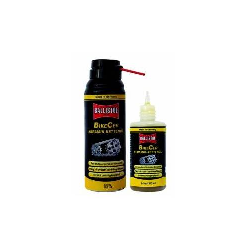 Ballistol Keramik Kettenöl, Spray 100 ml,  BikeCer