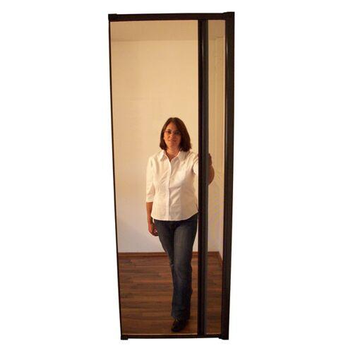 Westfalia Insektenschutzrollo Tür 125 x 220 cm,  weiß