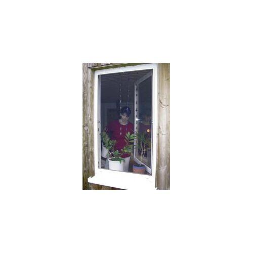 Insektenschutz Fenster 150 x 150 cm weiß