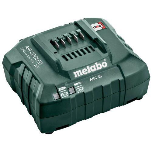 Metabo Ladegerät ASC 55, 12 - 36 V, Air Cooled, EU