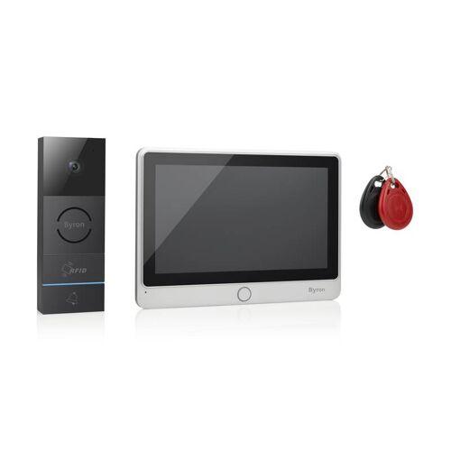Byron Video-Gegensprechanlage 7 Zoll Touchscreen 2 Bildschirme