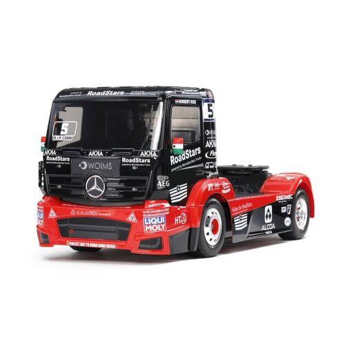 Tamiya 1:14 RC M-B Race Truck Actros MP4 TT-01E