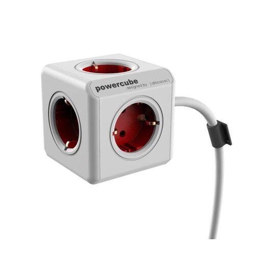 SEGULA PowerCube Extended Steckdosenwürfel mit 5 Steckdosen