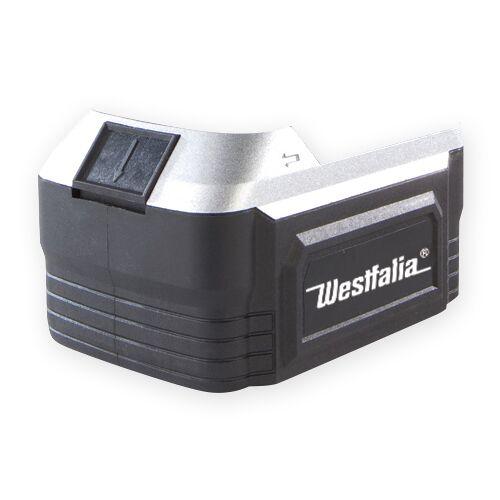 Westfalia 18 V Li-Ion Ersatzakku für Akku-Schlagschrauber