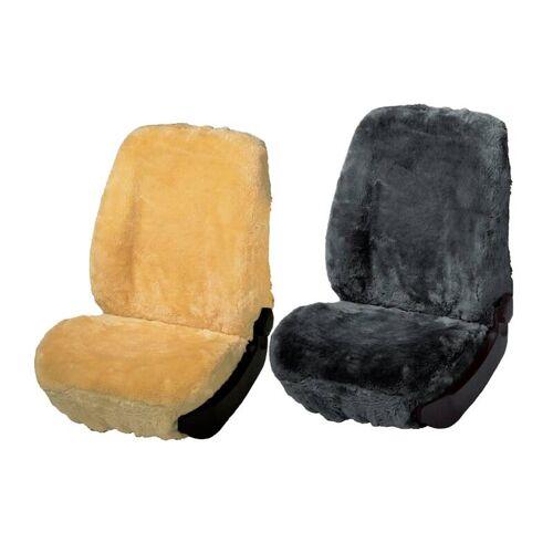 Walser Autositzbezug Lammfell, Farbe beige - 1 Stück