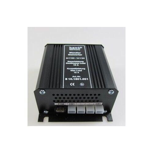 hawi® Spannungswandler 24V - 12V - 10 Ampere