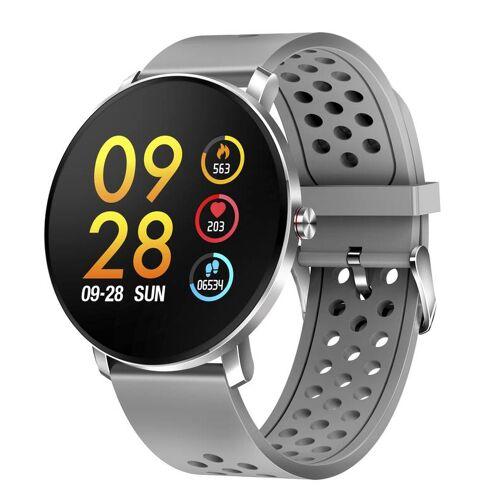 Denver Smartwatch mit Herzfrequenzmesser SW-171, schwarz