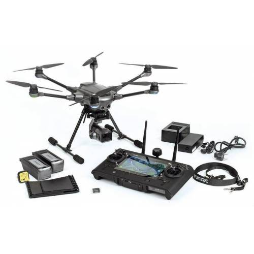 Yuneec Typhoon H3 Hexacopter co-engineered with Leica Kamera