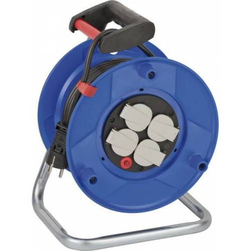 Brennenstuhl Kabeltrommel Garant IP20, Durchmesser 240mm, 25m