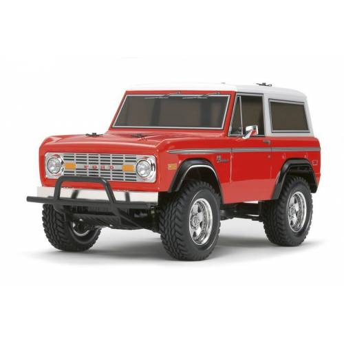 Tamiya 1:10 RC Ford Bronco 1973 (CC-01)