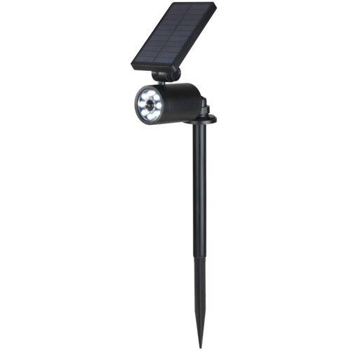 Wetelux Solar Sicherheitsstrahler + Kamera Dummy