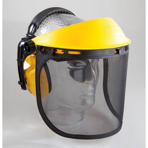 Westfalia Gehör- und Gesichtsschutz, mit Draht-Visier