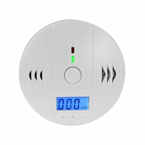 Eaxus Kohlenmonoxid-Detektor DIN EN5029 geprüft mit lautem 85 dB Alarm