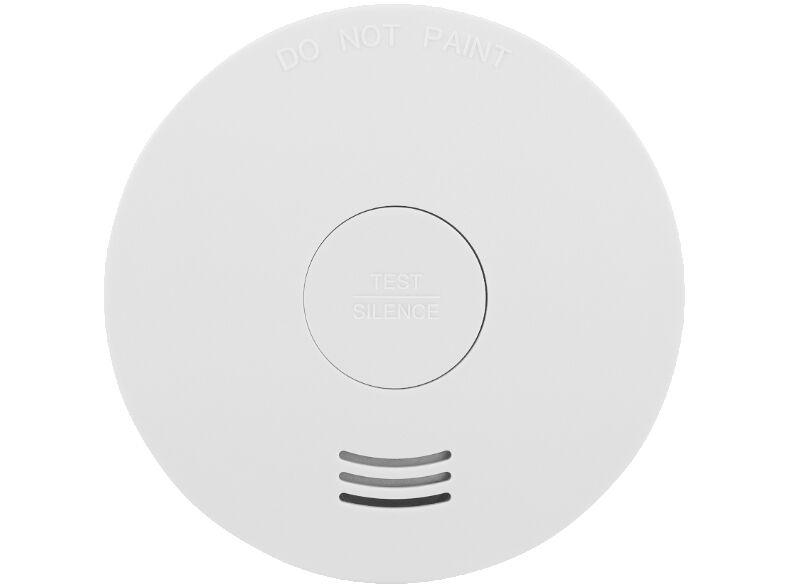 Smartwares® Rauchmelder mit 10 Jahres-Lithium Batterie, VDS geprüft - 2er Set