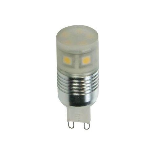 Heitronic LED Lampe G9 3W SMD 230V 3000K