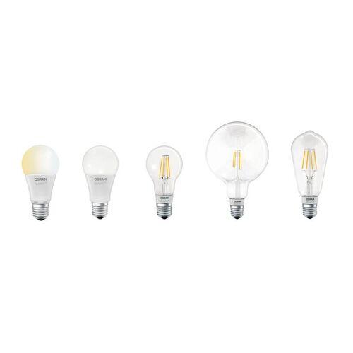 Osram SMART+ Apple HomeKit Lampe mit 10 Watt, E27, Farbwechsel und weiß, Matt