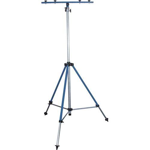 AS Schwabe Profi-Stativ XXL, verstellbar 1,3 bis 4,6m, mit Abspanngurten