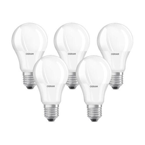 Osram LED Glühlampe mit 5,5 Watt, E27, warmweiß - 5 Stück