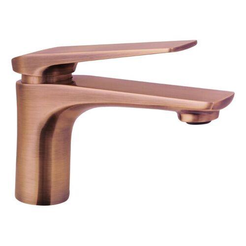 Sanitop-Wingenroth Einhandmischer Orva für Waschbecken Kupfer