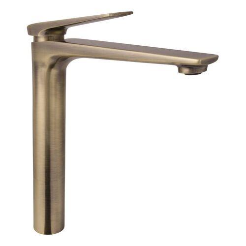 Sanitop-Wingenroth Einhandmischer Orva hoch für Waschbecken Bronze