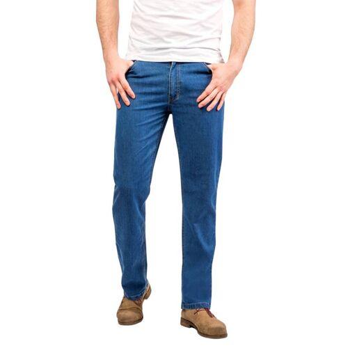 Wisent Sommerjeans 5 Pocket Style, Farbe bluestone, Gr.25