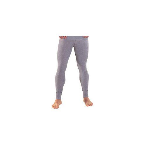 trevira Unterhose, lang, silber, Gr. L