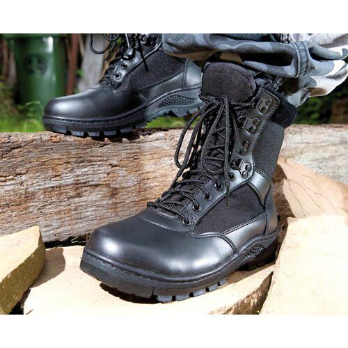 Westfalia Armee Stiefel, Farbe schwarz Gr. 47