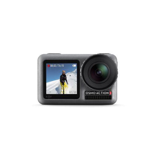 DJI Osmo Action, Action Cam, 4K, 8x Zeitlupe, Ultra HD-Bildqualität