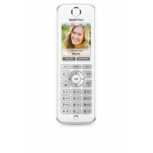 AVM FRITZ!Fon C4, IP-Telefon Schnurlos
