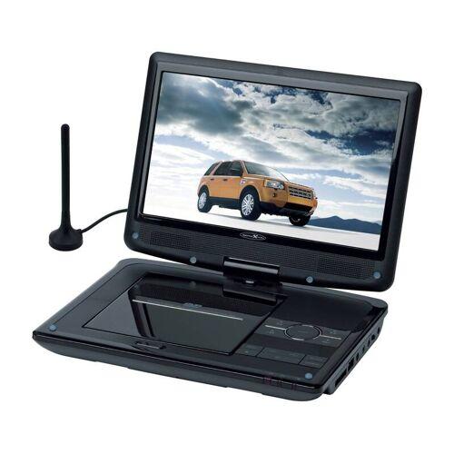 Reflexion Portabler 10 LCD- Bildschirm mit DVD-Player und DVB-T2 HD Tuner