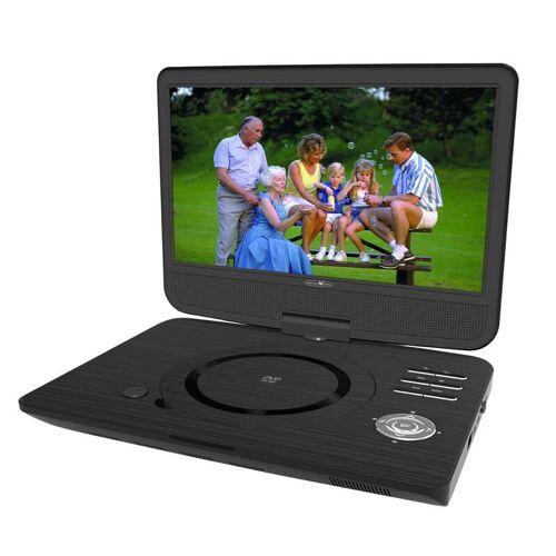 Reflexion Portabler 10 LCD- Bildschirm mit DVD-Player